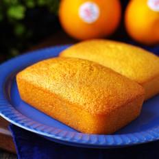 香橙蛋糕#下午茶#