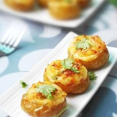 双烤小土豆