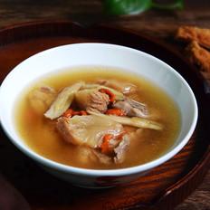 黄芪猴头菇鸡汤丨霸王超市