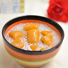 台湾小吃--芋圆西米露