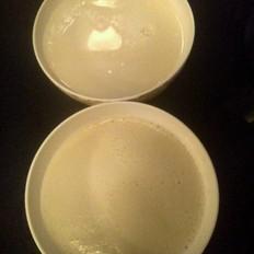 黄豆燕麦糊