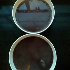 黑米红枣糊