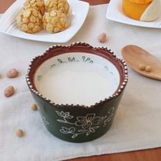 花生豆浆#早餐#