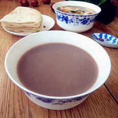 红豆红枣豆浆#早餐#