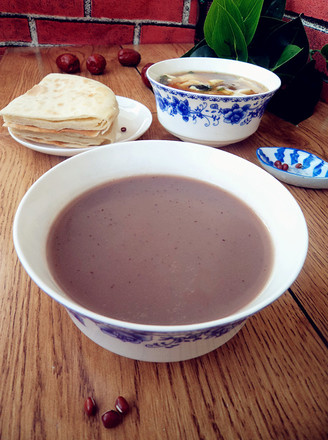 红豆红枣豆浆#早餐#的做法