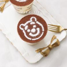 提拉米苏杯子蛋糕