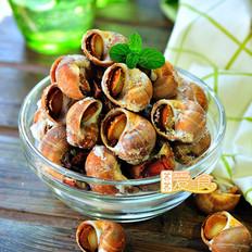 椒盐小海螺
