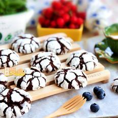 软糥香甜的裂纹小饼