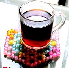 大麦黑糖茶
