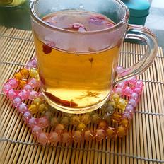 桂花枸杞茶