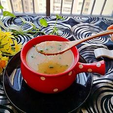 土豆胡萝卜洋葱浓汤