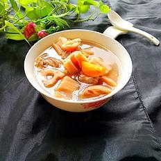 胡萝卜莲藕猪肘汤