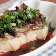 老干妈豆豉蒸鱼