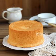 丰戚风蛋糕