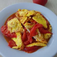 西红柿炒鹅蛋