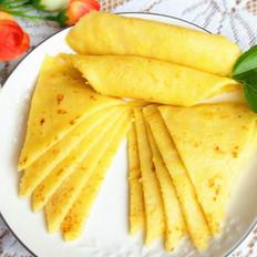 南瓜鸡蛋软饼