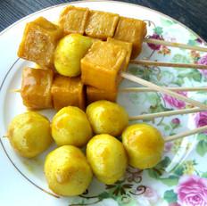 香港咖喱鱼丸