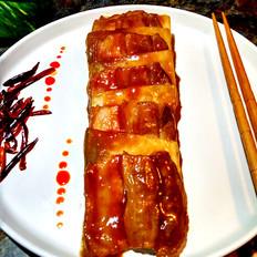 冬瓜红烧肉