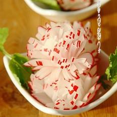 高颜值宴客菜~甜美花儿