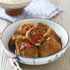油豆腐塞肉
