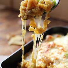 咖喱鸡肉焗饭