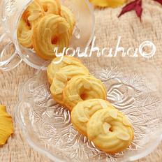 橄榄油蛋白脆饼