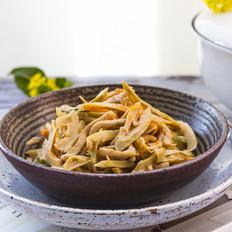 茶笋炒肉丝