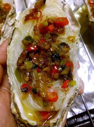 美味蒜蓉烤生蚝的做法