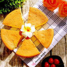 莴笋汁戚风蛋糕