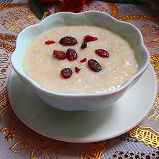 蔓越莓牛奶麦片