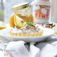 法式柠檬蛋白挞