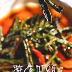 腌制黄瓜丝