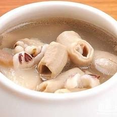 杜仲猪肚山楂汤