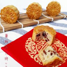 蔓越莓月饼