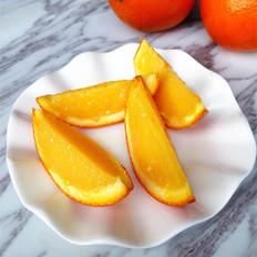 好吃解酒的橙子布丁