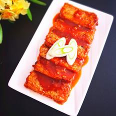 番茄带鱼#午餐#