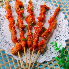 麻香烤肉串