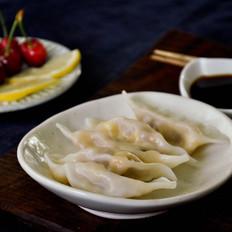 水果玉米鲜肉饺子