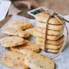 坚果黄油饼干