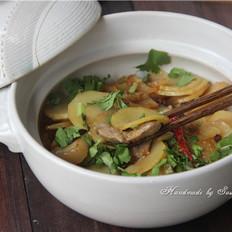 干锅五花肉土豆片
