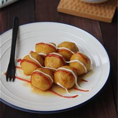 快手版咖喱鱼蛋