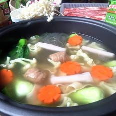 菌菇靓汤火锅