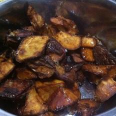 拔丝地瓜(红薯)