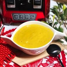 土豆胡萝卜奶油浓汤