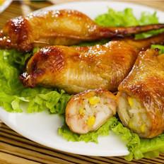 懒人版台湾灵魂小吃——鸡翅包饭