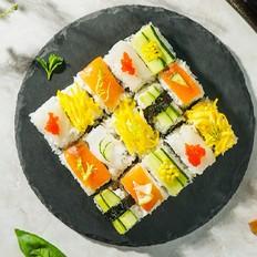 懒人免卷箱寿司