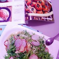 蔬菜沙拉(时蔬油醋汁版)