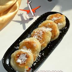 白糖糯米饼