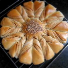 扭纹花式面包
