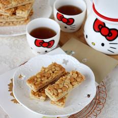 法式焦糖杏仁酥饼#霸王超市#